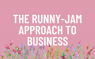 The Runny-Jam Approach to Business